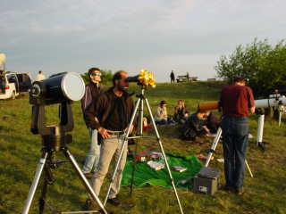 Sonnenfinsternis 2003