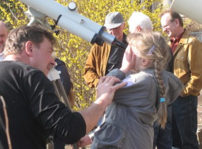 Astronomietag 2012