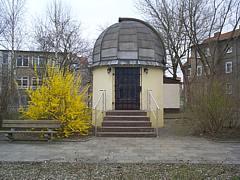 Sternwarte 13.03.2002