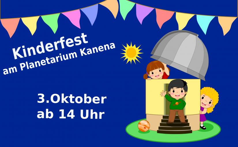 Kinderfest am Planetarium
