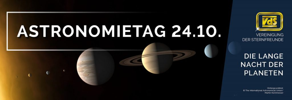 Astronomietag 2020