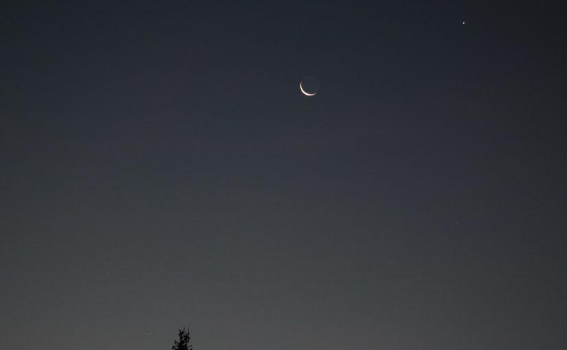 Der frühe Vogel fängt … den Merkur!