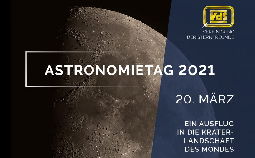 Astronomietag 2021 – Online
