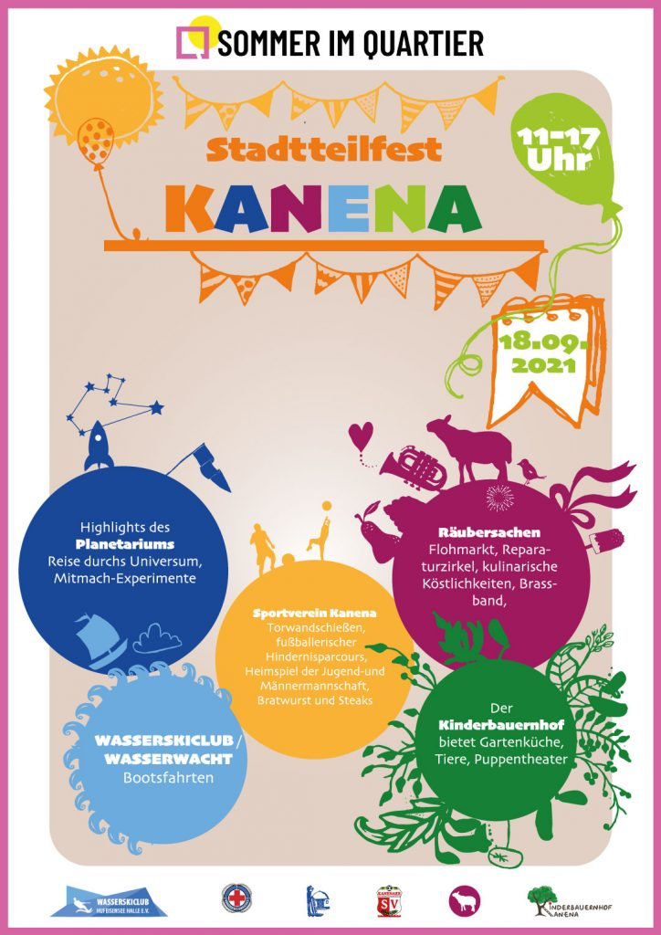 Stadtteilfest Kanena