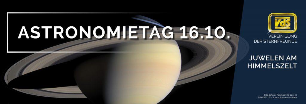 Astronomietag Banner 2021